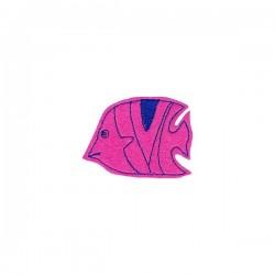 Bannerfish - pink