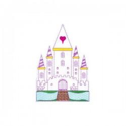 Castle - white