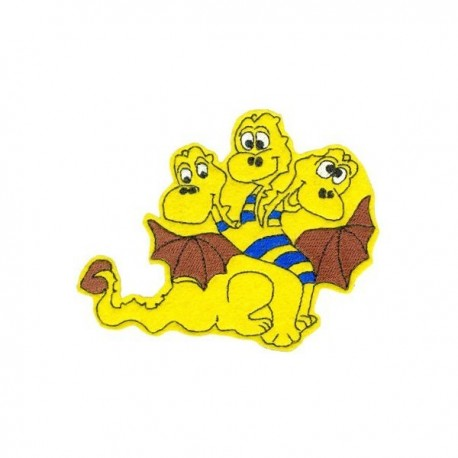Dragon - yellow