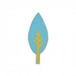 Tree - blue