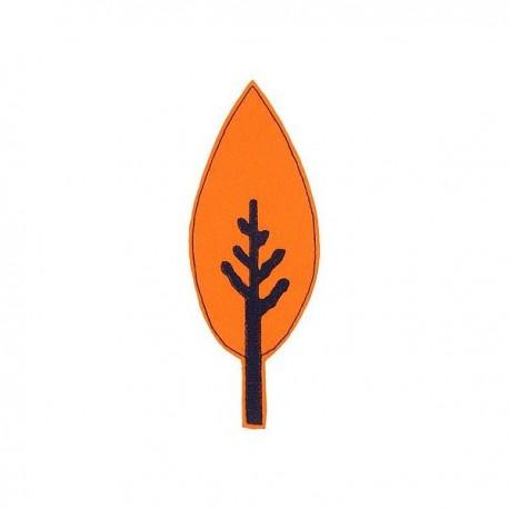 Fa - narancssárga