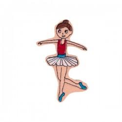 Akrobata lány