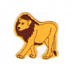 Circus lion - male