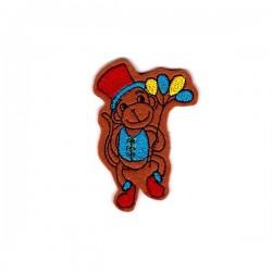 Circus monkey - boy