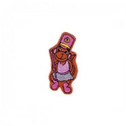 Circus monkey - girl
