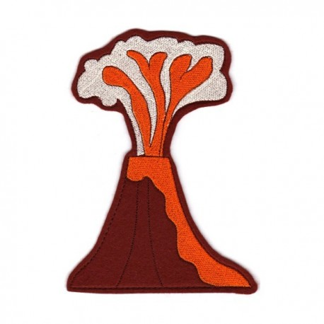 Vulkán - nagy