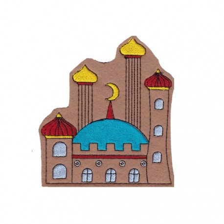 Turkish palace