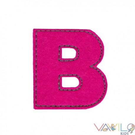 B betű