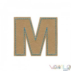 M betű