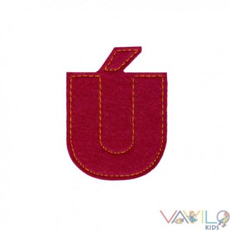 Letter Ú