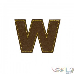 W betű