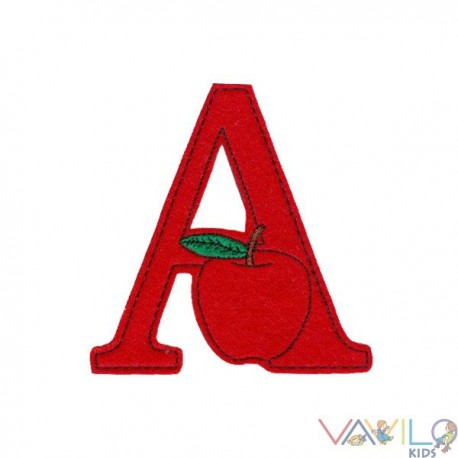 A, mint Alma