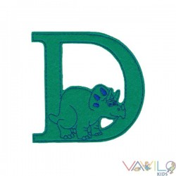D is for Dino