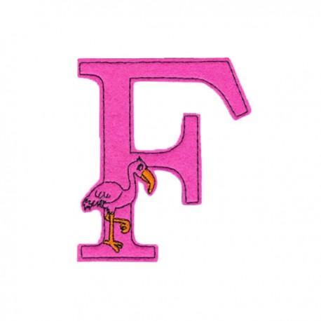 F, mint Flamingó
