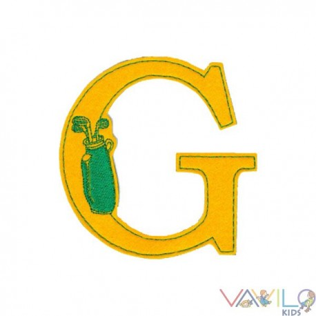 G is for Golf