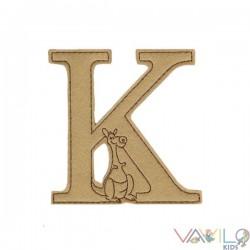 K is for kangaroo