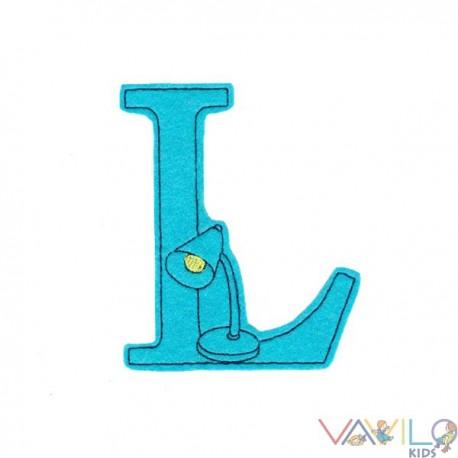 L, mint Lámpa