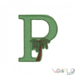 P is for palmtree