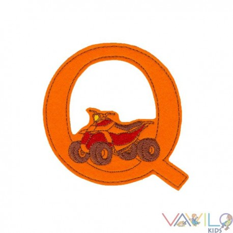 Q is for Quad