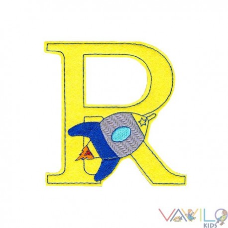R, mint Rakéta