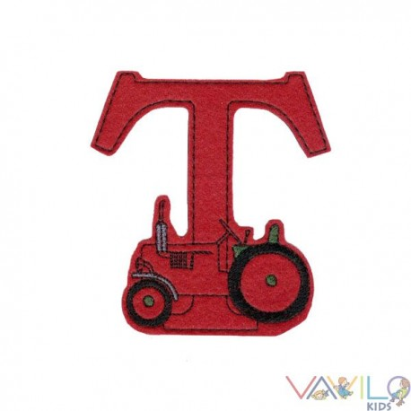T is for tractor
