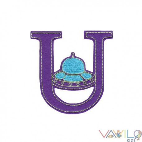 U is for ufo