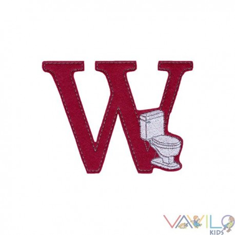 W is for WC