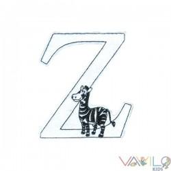 Z, mint Zebra