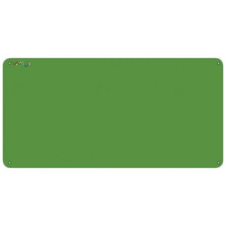Zöld fémtábla