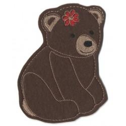 Bear - girl