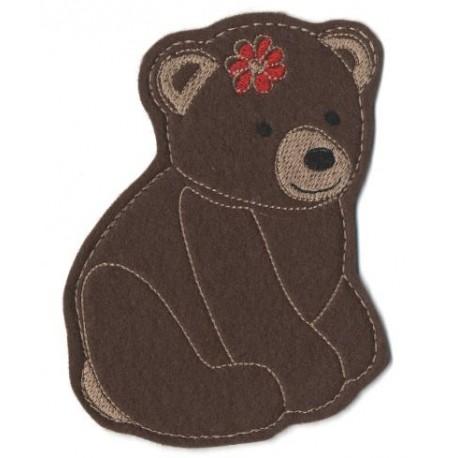 Medve - lány