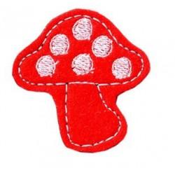 Mushroom - red