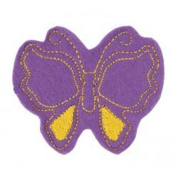 Butterfly - purple