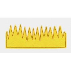 Fű - sárga