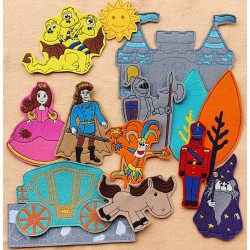 Package of Kingdom for boys - 15 pieces