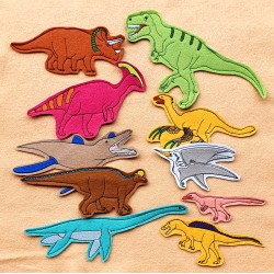 Dinosaurs package - 10 pieces