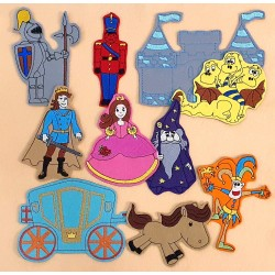 Package of Kingdom for boys - 10 pieces