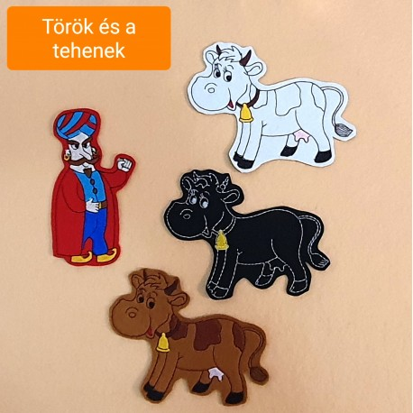 The Turk and the cows