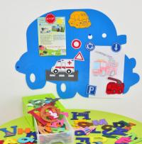 Vavilo Kids - Fémtáblák